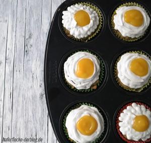 Muffins im Blech