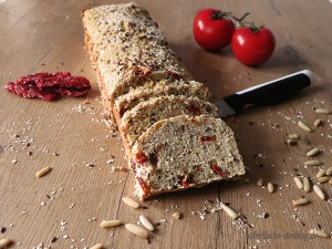Mediterranes Low Carb Brot