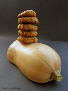 Kürbis Plätzchen vegan