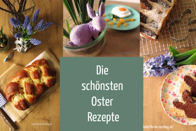 Ostern Rezepte von Haferflocke