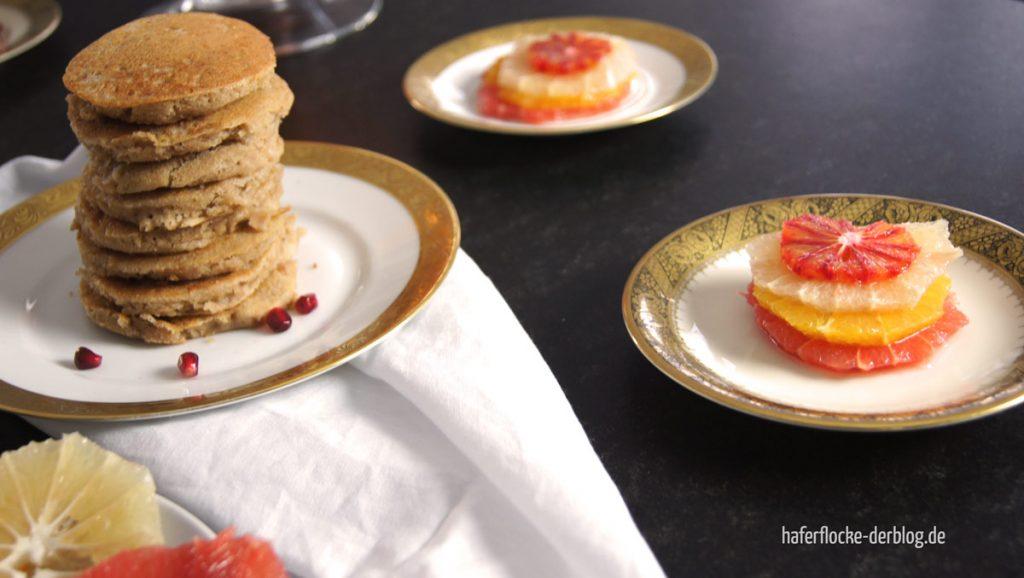 Kokos-Pfannkuchen