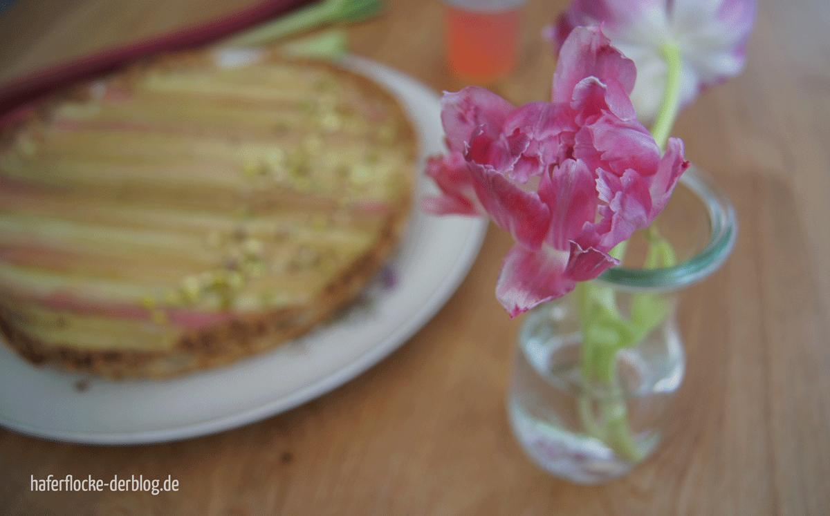 Rosenwasser Tarte