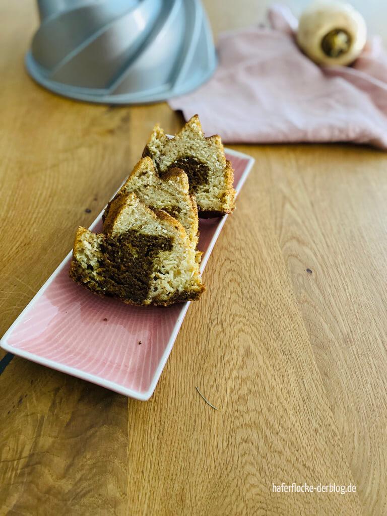 Rote Bete Pastinake Kuchen