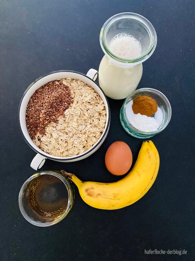 Pfannkuchen Zutaten